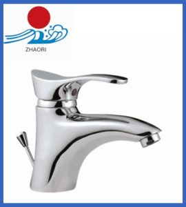 Single Handle Basin Mixer Tap Water Faucet (ZR22202) pictures & photos