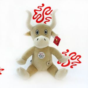 Stuffed Organic Cotton Bear Toy pictures & photos