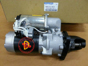 Start Motor for Komatsu Engine Part (PC400-5) pictures & photos