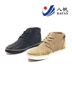 Men′s Fashion Canvas Casual Shoes (BFm0380) pictures & photos