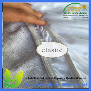 80% Cotton 20% Polyester Waterproof Terry Mattress Cover pictures & photos