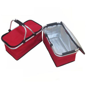 Portable Cooler Picnic Basket (SP-301E) pictures & photos