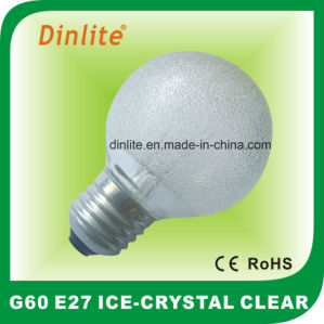 G60-Ice Crystal Clear Incandescent Bulb pictures & photos
