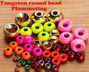 Wholesale Price Cylinder Fishing Tungsten Beads pictures & photos