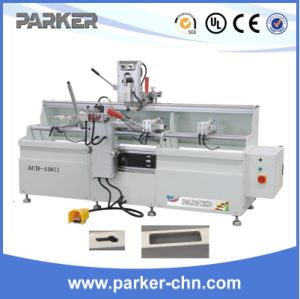 Window Drilling Machine Aluminum PVC Profile Copy Router pictures & photos