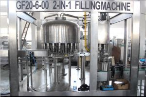 Full Automatic Pulm Oil Rinser Filling Machinery pictures & photos