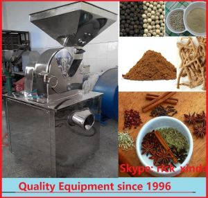 Stainless Steel High Quality Pepper Grinding Machine pictures & photos