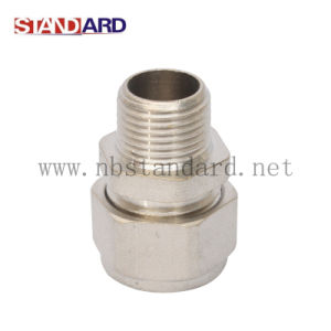 Female Straight Coupling Compression Fitting pictures & photos