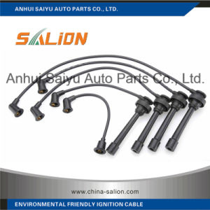 Ignition Cable/Spark Plug Wire for Mitsubishi Jeep (MD-973163)
