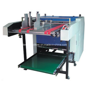 Automatic Feeding Greyboard V Cutting Machine (YX-1200A) pictures & photos