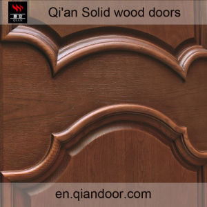Black Walnut Solid Wood Interior Door pictures & photos