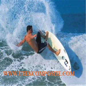 Cheap 4oz Fiberglass Cloth Fiber Glass for Painted Surfboard pictures & photos
