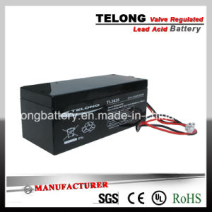 24V3.5ah Rechargeable Lead Acid Battery for Electric Tools pictures & photos