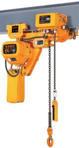 Wholesale 1.5t Electrical Hoist Crane pictures & photos