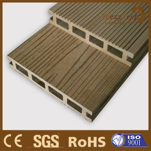 WPC Decorative Decking Floor/Popular Building Material WPC Decking Board pictures & photos