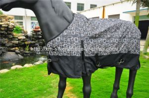 1200d Resist Tearing Rug Horse Sheets pictures & photos