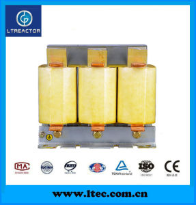 AC Harmonic Filter Reactor for Pfc (Aluminum Foil Winding) pictures & photos