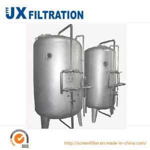 Stainless Steel Fiber Ball Filter pictures & photos