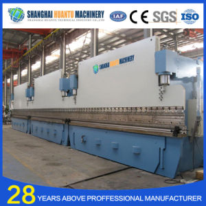 Wc67y CNC Hydraulic aluminium Plate Press Brake pictures & photos