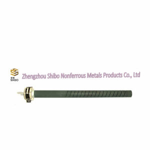 Professional Double Spiral Sic Furnace Heating Element pictures & photos