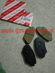 OEM 04465-42130 Replacing Brake Pad Kit for Toyota pictures & photos