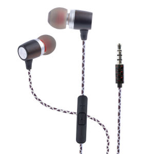High Performance Earphone with Microphone Rep-808