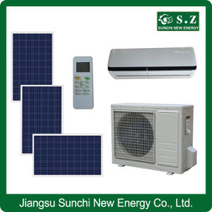 Solar Power 80% Acdc Hybrid Professional Quiet Air Conditioning pictures & photos