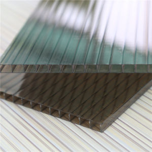 Soundproof Insulation Twin Wall Polycarbonate PC Sheet