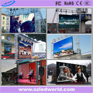 P8 Outdoor Full Color Rental LED Screen China Manufacture (FCC) pictures & photos