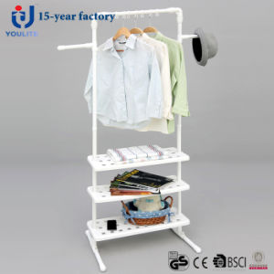 Powder Coated Steel Toilet Shelf pictures & photos