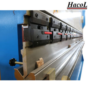 Wc67k-160t4000mm Hydraulic Press Brake/Hydraulic Plate Bending Machine/Hydraulic Machine Tool pictures & photos