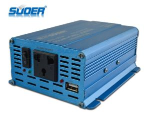 Suoer 12V 500W Home Use DC to AC Power Solar Inverter (SRF-500A) pictures & photos