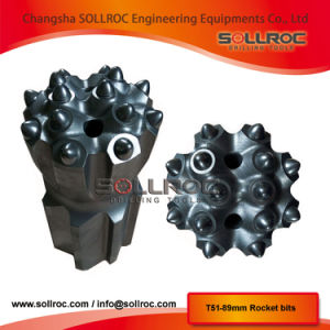 Thread Retrac Rock Drill Button Bits T38 T45 T51 Gt60 for Top Hammer Drilling pictures & photos