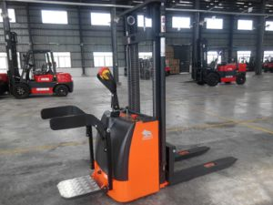 Ctq Full Electric Stacker pictures & photos