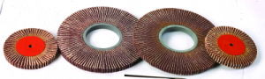 Non-Woven Abrasive Flap Wheel pictures & photos