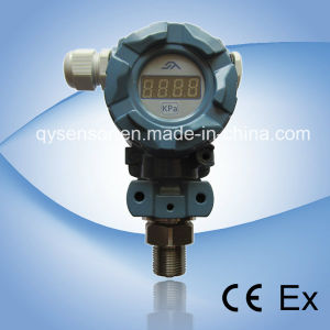 Digital Display Pressure Transmitter /4-20mA Pressure Sensor pictures & photos