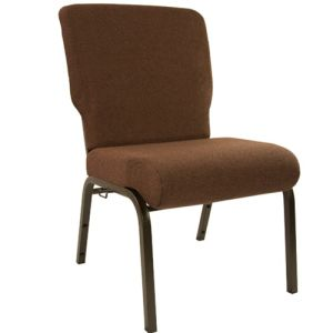"20.5"" Wide Metal Church Chair pictures & photos"