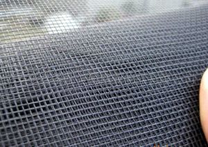 Electro Galvanized Square Wire Mesh Filter Screen pictures & photos