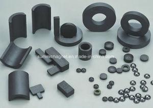 Hard Ceramic Ferrite Magnets in China pictures & photos