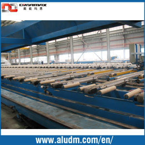 1800t Magnesium Extrusion Cooling Tables/ Handling System in Aluminum Extrusion Machine pictures & photos