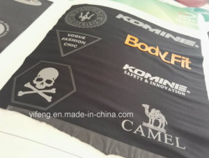 Fashion Thick Heat Transfer Stickers for Garments pictures & photos