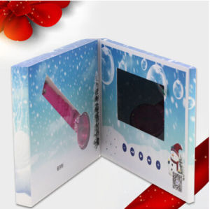 7inch LCD Screen Video Brochure for Promotion, Business Gift pictures & photos