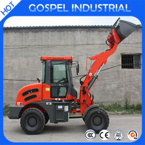 Cheap Price Front End Payloader with Pallent Fork
