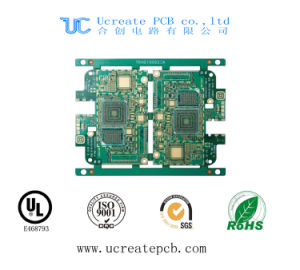 Good Quality Rigid PCB Printed Circuit Board with RoHS and UL for Electronics pictures & photos