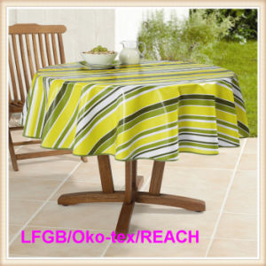 PEVA Printed Tablecloths LFGB Grade pictures & photos