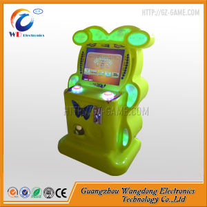 Kids Funny Game Lottery Crazy Frog Machine with Redemtion pictures & photos