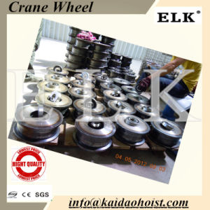 Tooooo! ! ! ! ! ! Gw Pw250 Crane Wheels = End Carriage Wheels pictures & photos