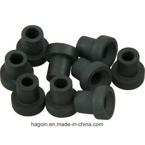 Qingdao Customized Silicone Rubber Bushing pictures & photos