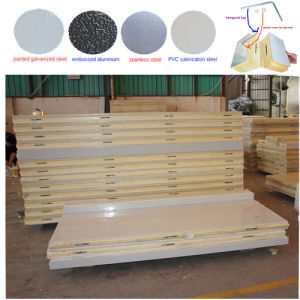 Customized Polyurethane Cold Room for Fish and Seafood with Good Condensing Unit pictures & photos