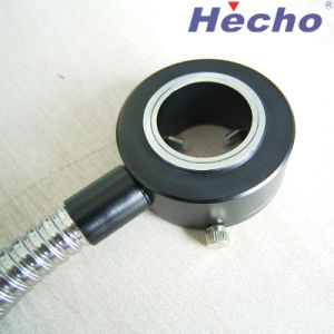 Fiber Optic Ring Lights for Microscope Illumination